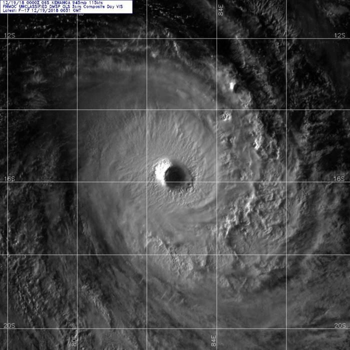 Cliquez sur l'image.Satellite de la défense US(Dmsp) à 04h31 ce matin.