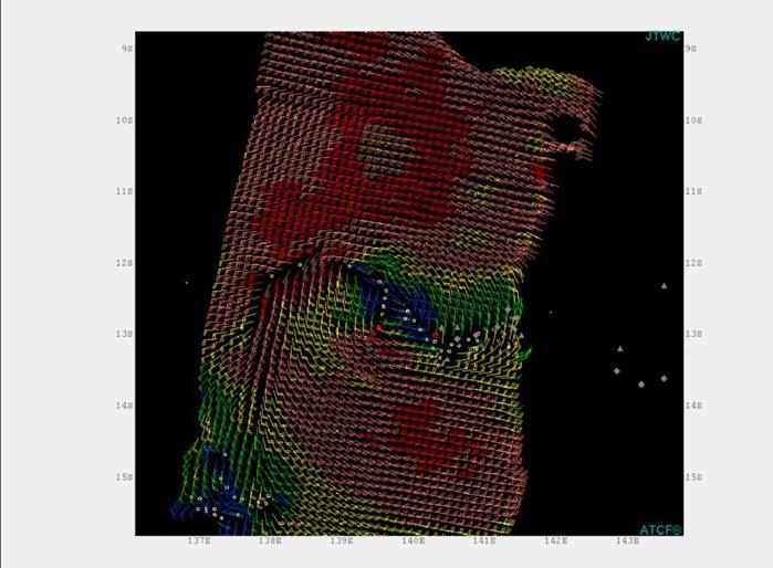 SMAP: une petite révolution pour l'estimation de l'intensité des cyclones