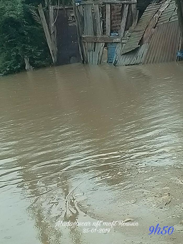 Mada: photos des inondations de Toliara(Tuléar)