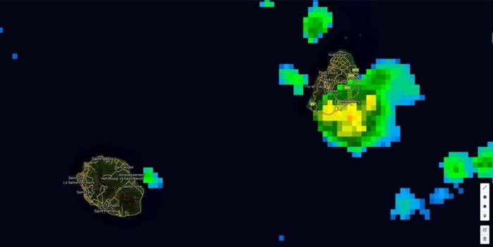Satellite à 01h du matin.