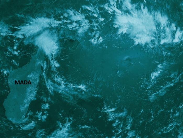 Même image satellite que la précédente mais avec un plan plus large centré sur la zone.
