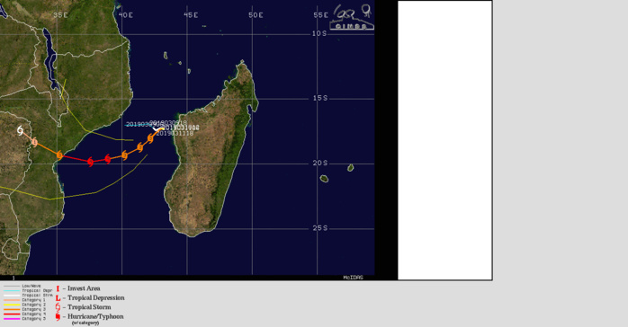 FORECAST TO REACH CATEGORY 4 IN 36H