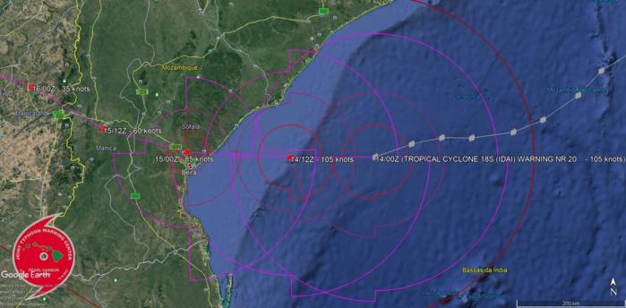 WARNING 20/JTWC