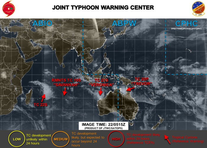 JTWC: busy or not busy? That's the question!