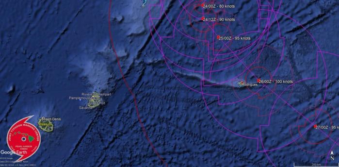 WARNING 5/JTWC
