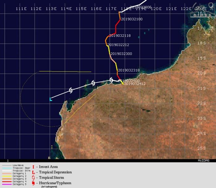 WARNING 23/JTWC