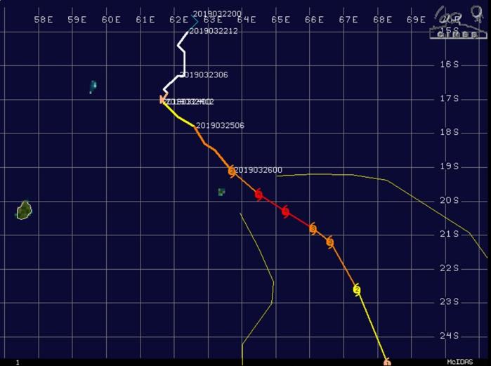 WARNING 17/JTWC