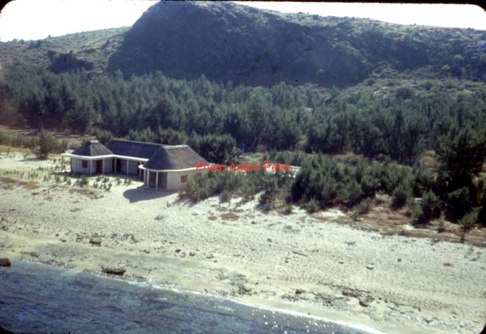 Merveille: nostalgie: photo unique près de Boucan/Réunion, années 1950. Merci à André Pelte