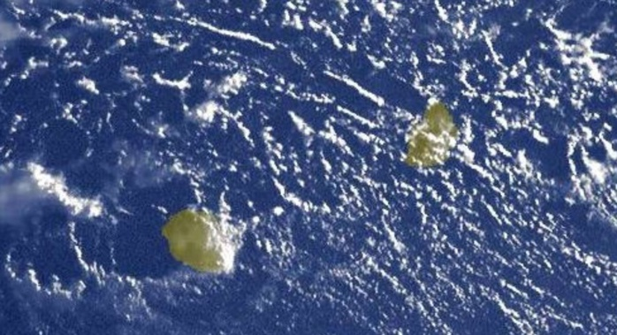 Photo satellite de 7heures ce matin.