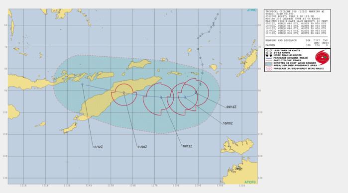 WARNING 2/JTWC