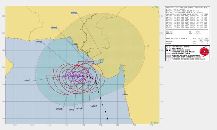 WARNING 15/JTWC