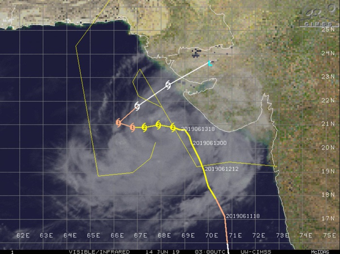 TC VAYU(02A) IS A CATEGORY 2 US SYSTEM