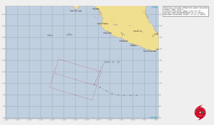 TCFA/JTWC