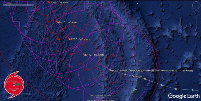 MOVING AWAY FROM THE NORTHERN MARIANAS
