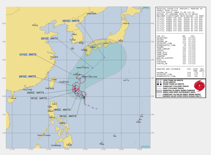 Invest 97W: Tropical Cyclone Formation Alert