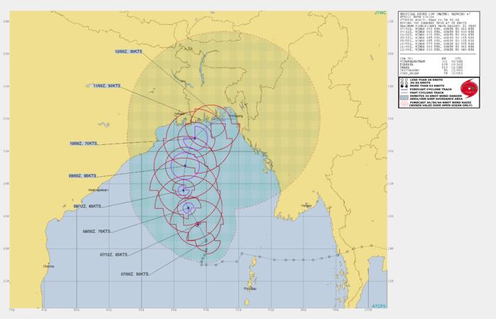 Halong(24W), Nakri(25W) and Matmo(23W) updates.