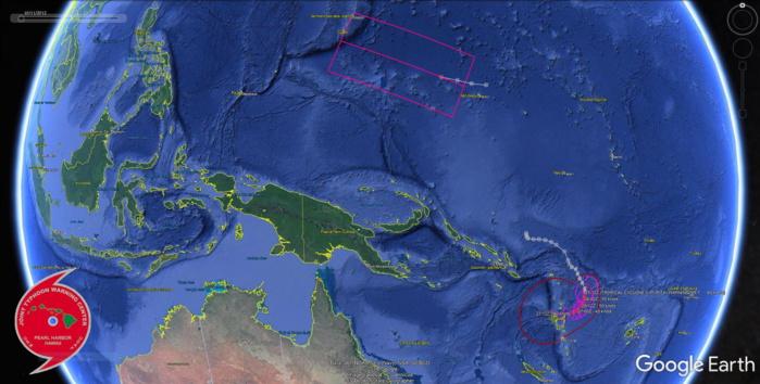 Invest 94W: Tropical Cyclone Formation Alert. TC Rita(01P): update