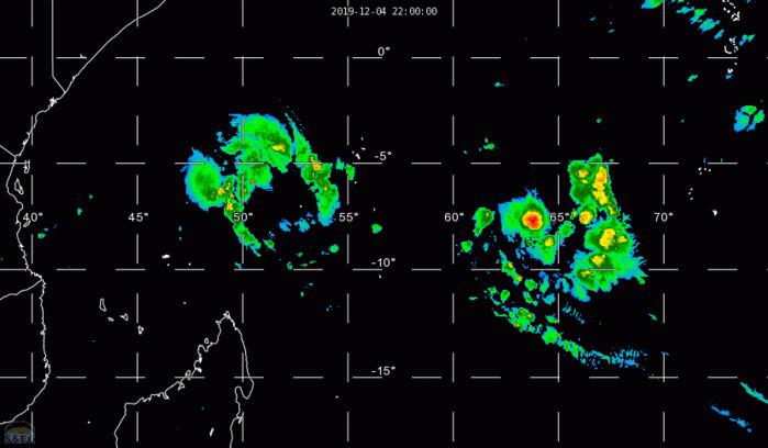 AMBALI première tempête tropicale baptisée de la saison