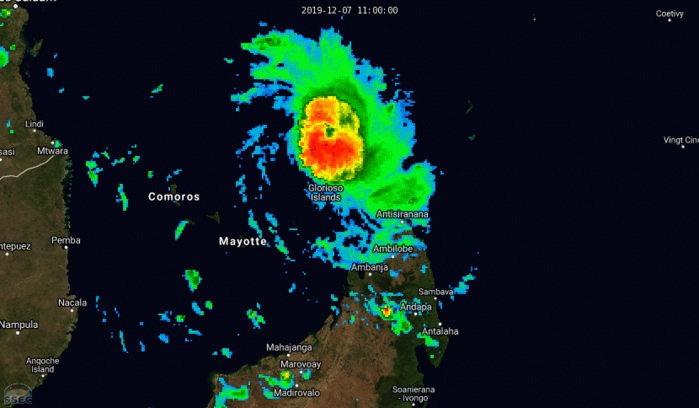 [JTWC]: Cyclone BELNA(02S) en cours d'intensifcation rapide