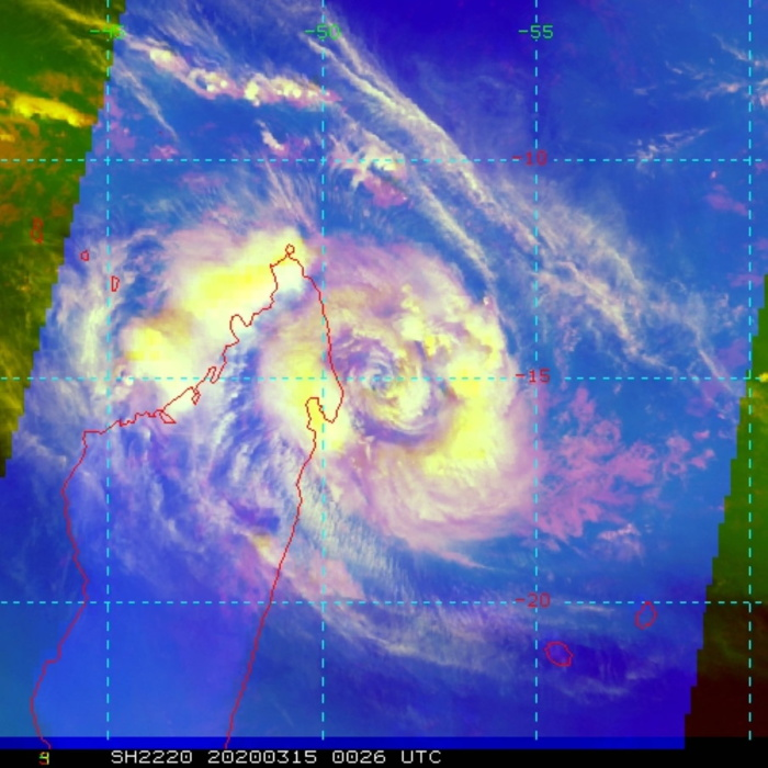 TC 22S(HEROLD) and TC 23P(GRETEL) updates at 15/00UTC