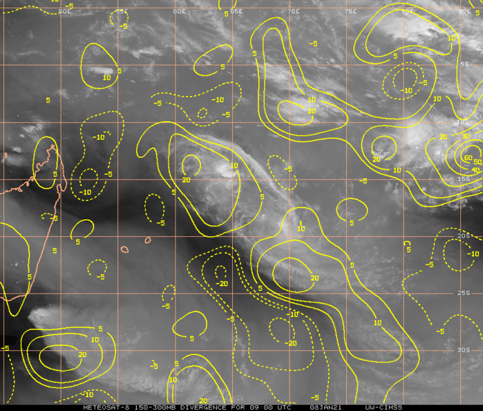 THERE IS MINIMAL  OUTFLOW ALOFT, EVIDENCED BY ANIMATED WATER VAPOR IMAGERY SHOWING NO  DISTINCT OUTFLOW CHANNELS. THIS LACK OF OUTFLOW HAS HINDERED  SUSTAINED CORE CONVECTION AND LED TO THE RECENT WEAKENING TREND
