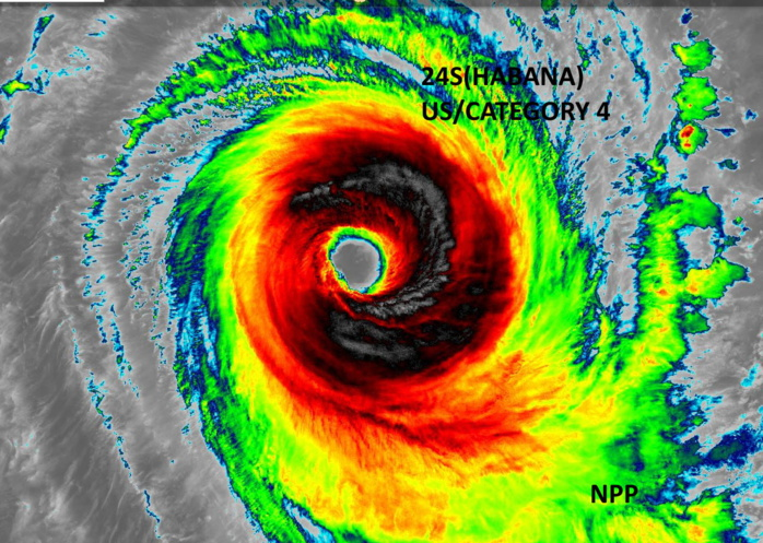 24S(HABANA). 12/0853UTC. NPP.