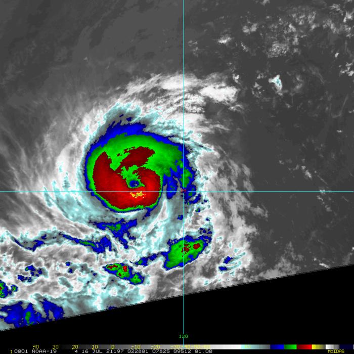 06E(FELICIA). 16/0228UTC. NOAA-19.