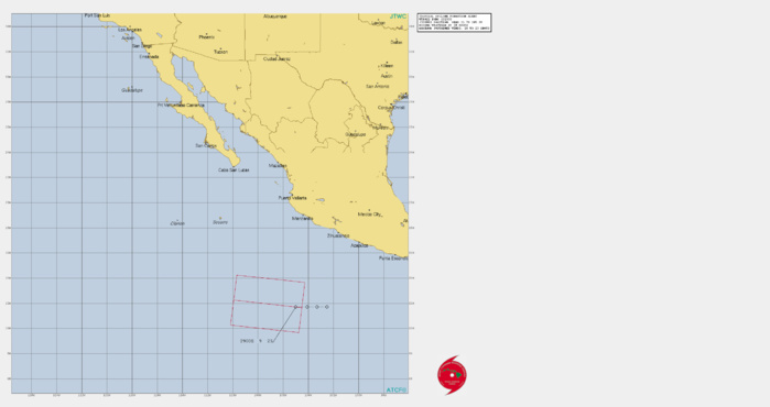INVEST 90E. TROPICAL CYCLONE FORMATION ALERT ISSUED AT 29/1330UTC.
