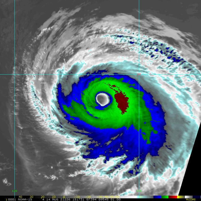 HU 12E(LINDA). 14/1817UTC. NOAA-18.