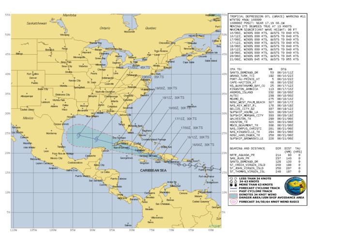 TD 07L(GRACE). WARNING 11 ISSUED AT 16/03UTC.
