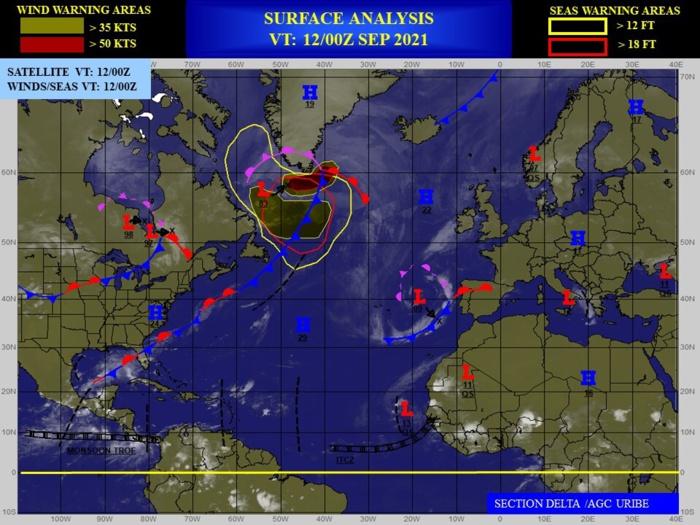 Western Pacific: TY 19W(CHANTHU) displaying eye-wall cycles,TD 18W(CONSON) nearing Dan Nang//Eastern Pacific & Atlantic: TCFA's, 12/03utc updates