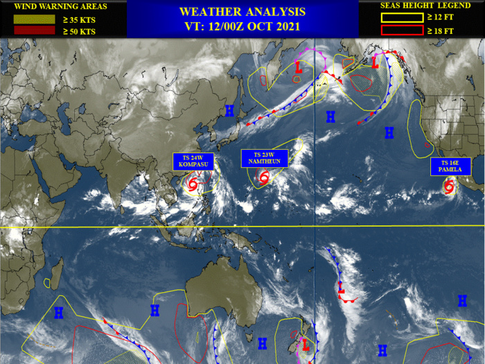TS 24W(KOMPASU) peaking near Typhoon intensity by 12hours/23W(NAMTHEUN) battling wind shear//TS 16E(PAMELA) set to reach CAT 2 within 36h,12/04utc