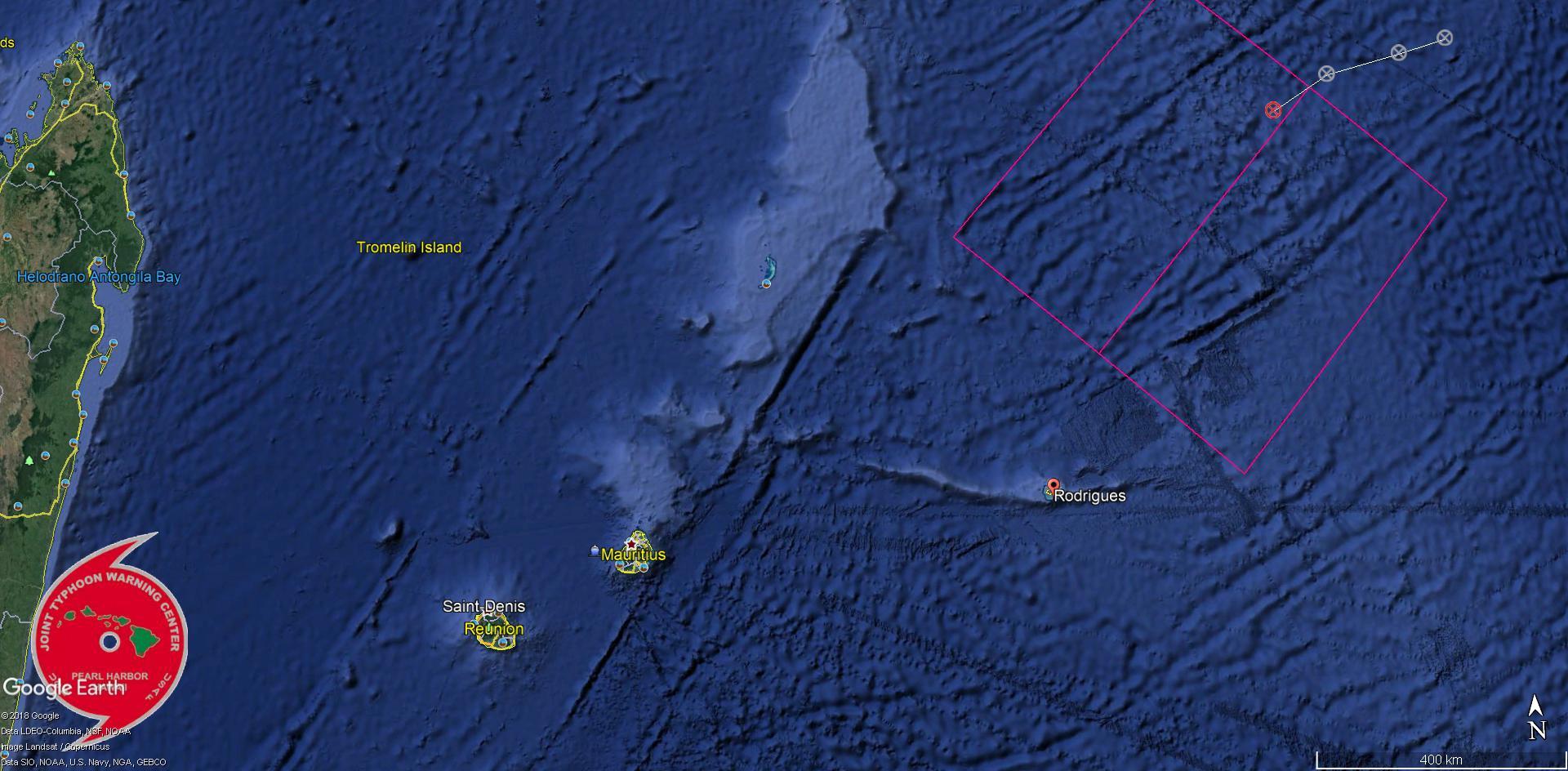 TCFA du JTWC émis à 01h ce matin.