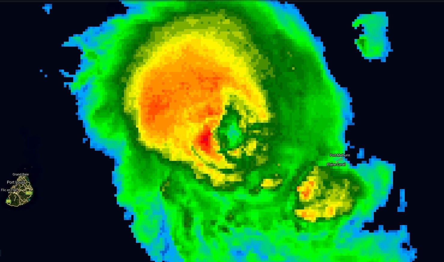 Photo satellite de 20heures.
