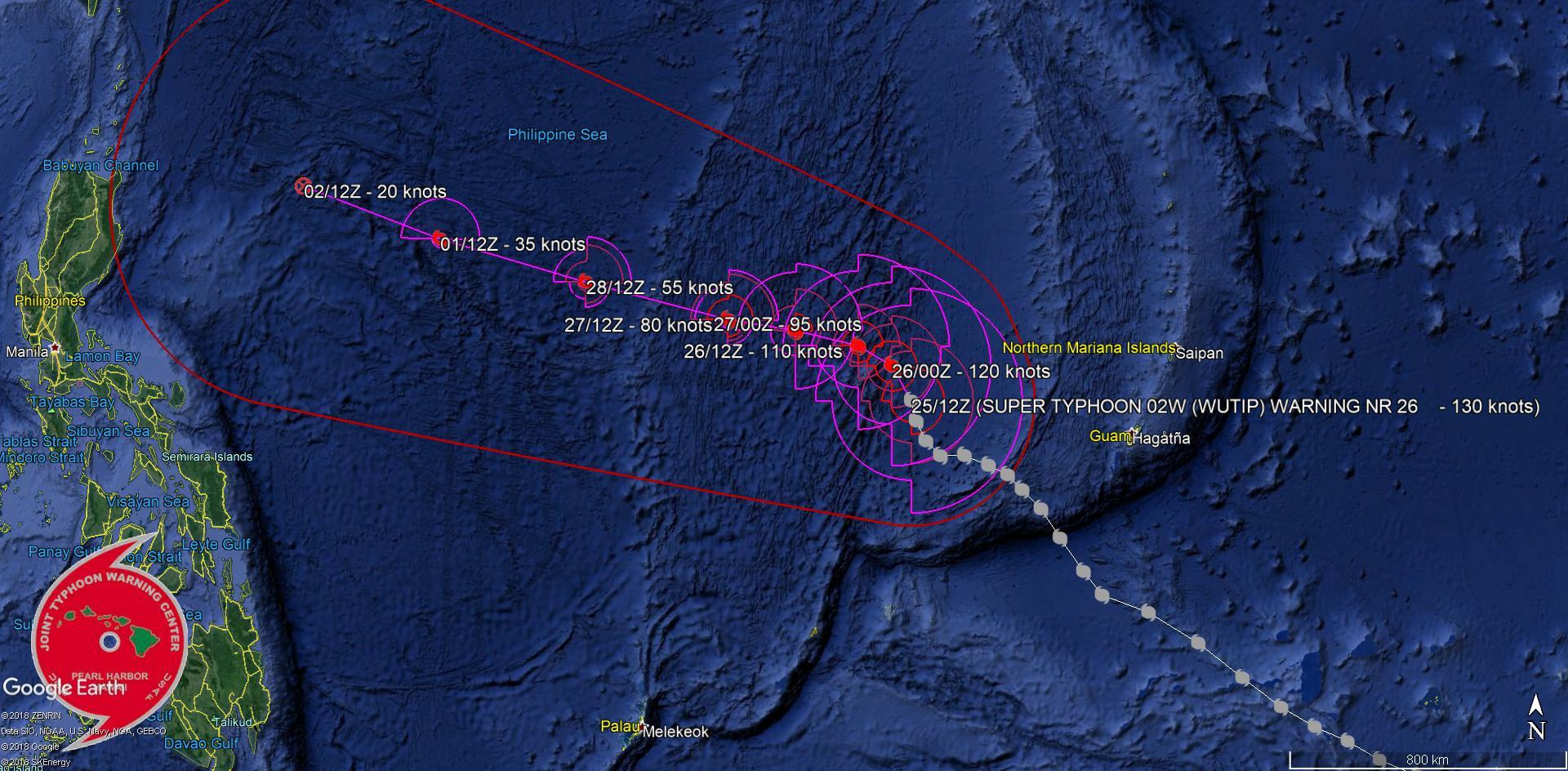 WARNING 26/JTWC