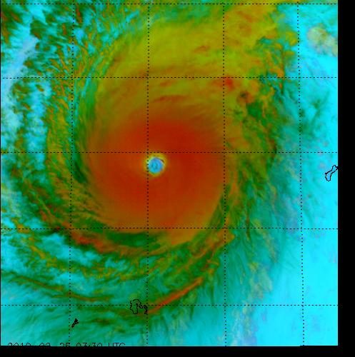 "ex Super Typhoon WUTIP(02W): an ""historic event"" , final warning"