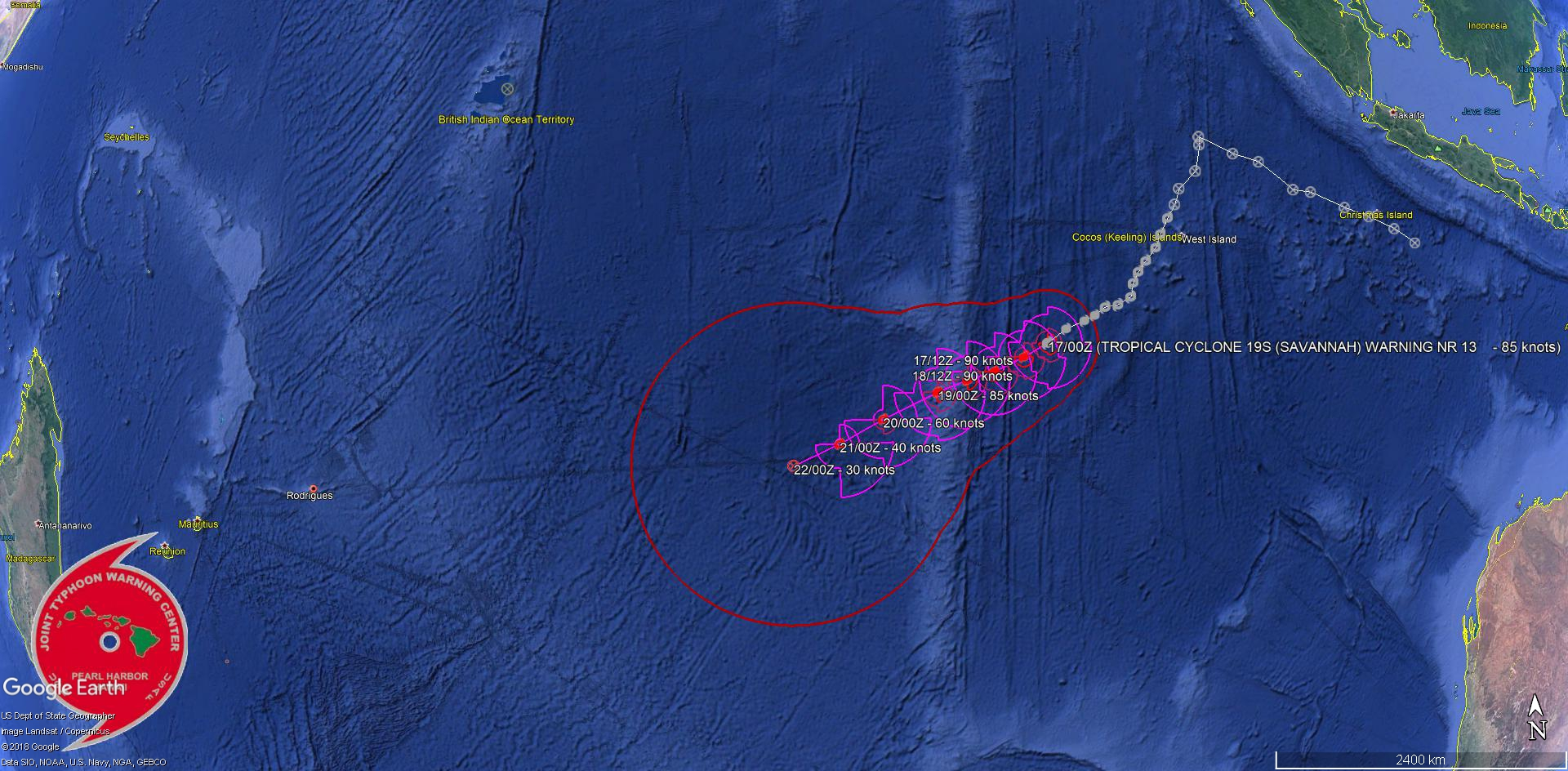 WARNING 13/JTWC