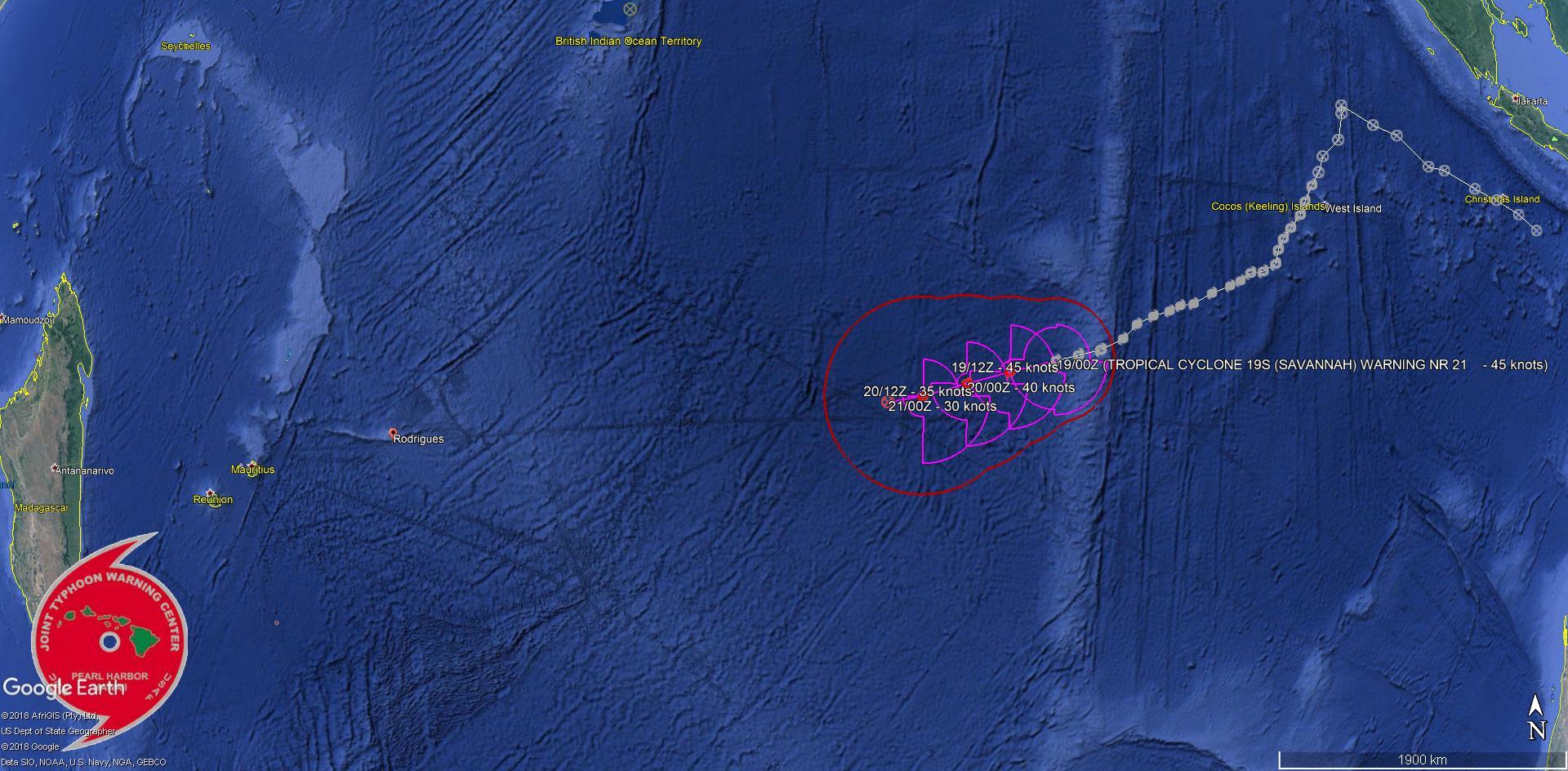 WARNING 21/JTWC