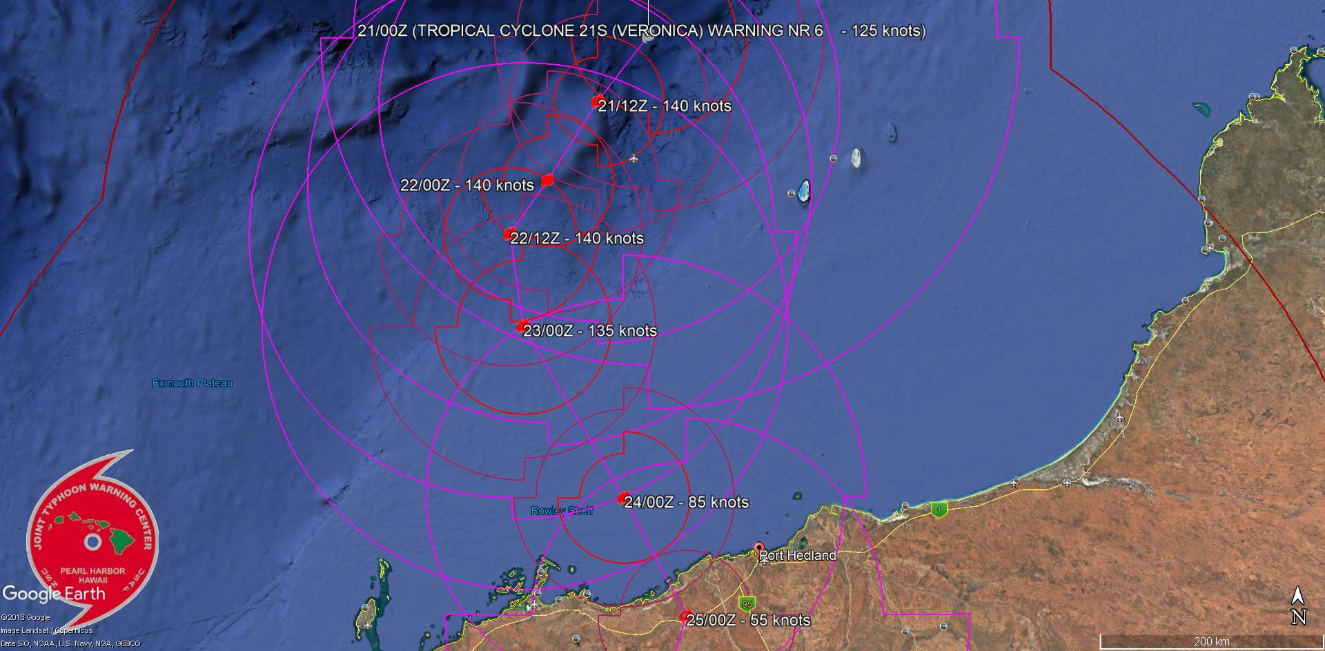 WARNING 6/JTWC