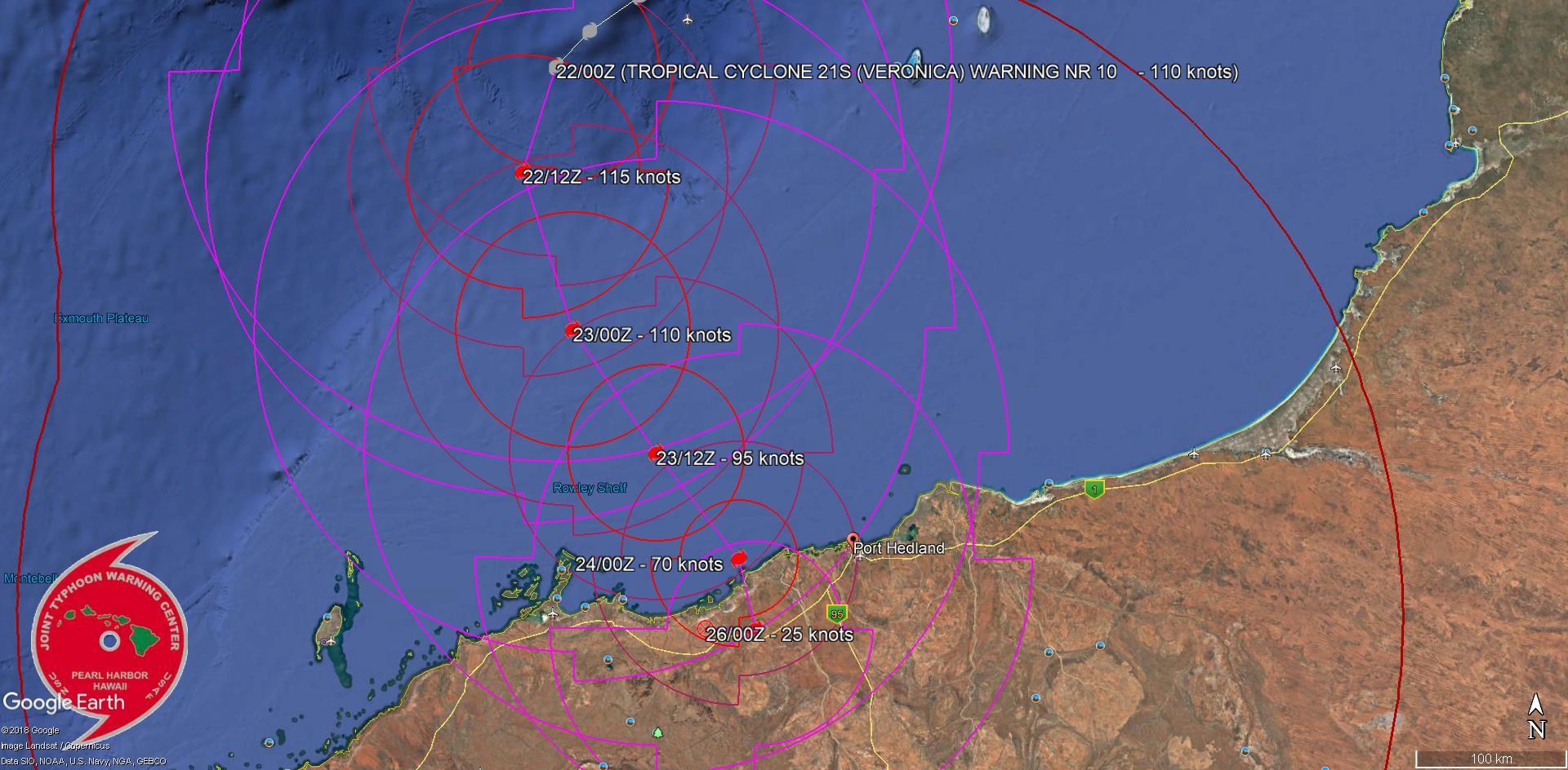 WARNING 10/JTWC