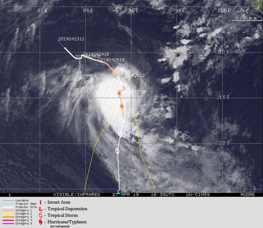 TC 25S WARNING 17/JTWC