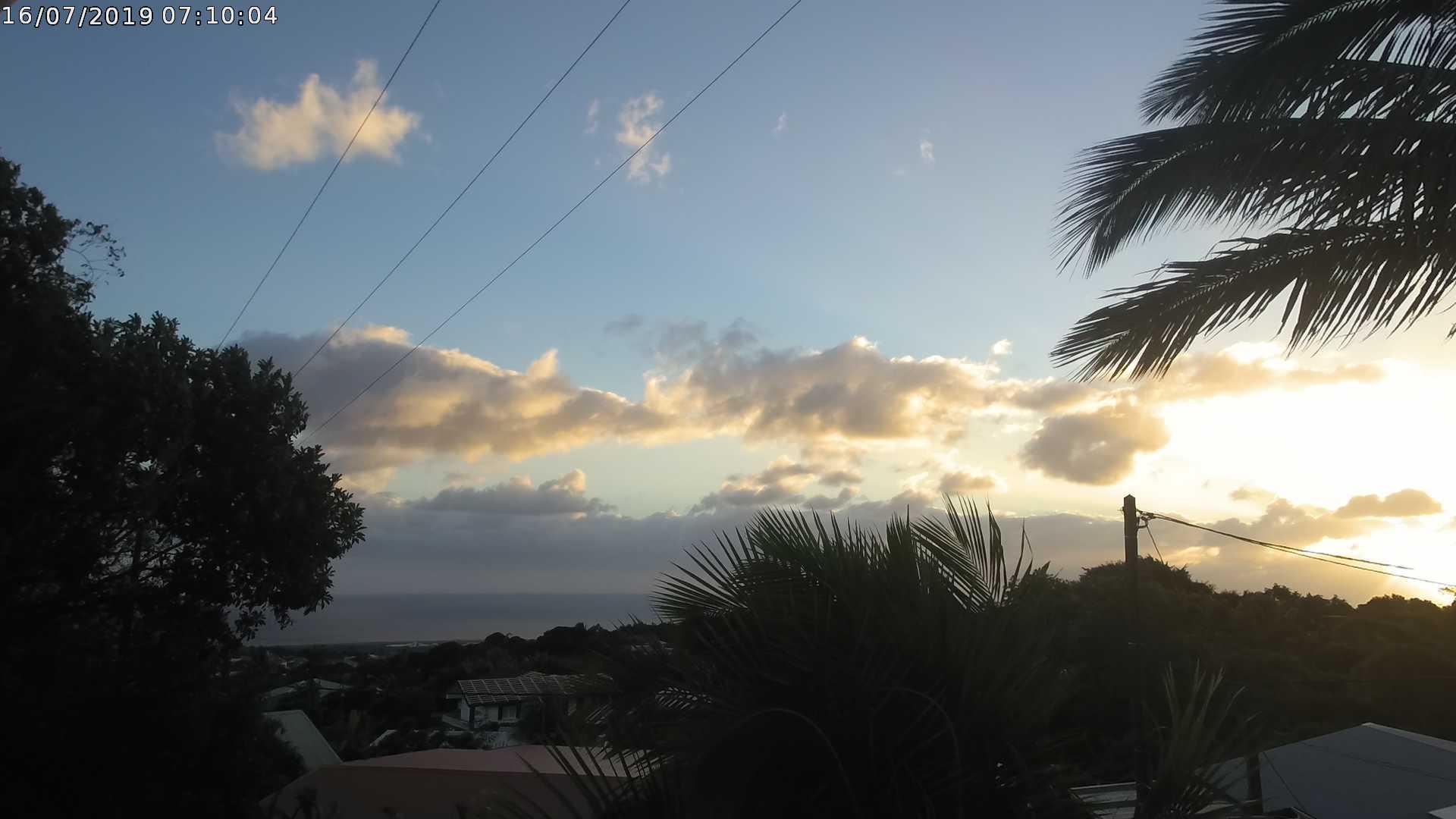 Le soleil d'hiver commence à percer et dominera largement en journée sur le Nord. CYCLOTROPIC