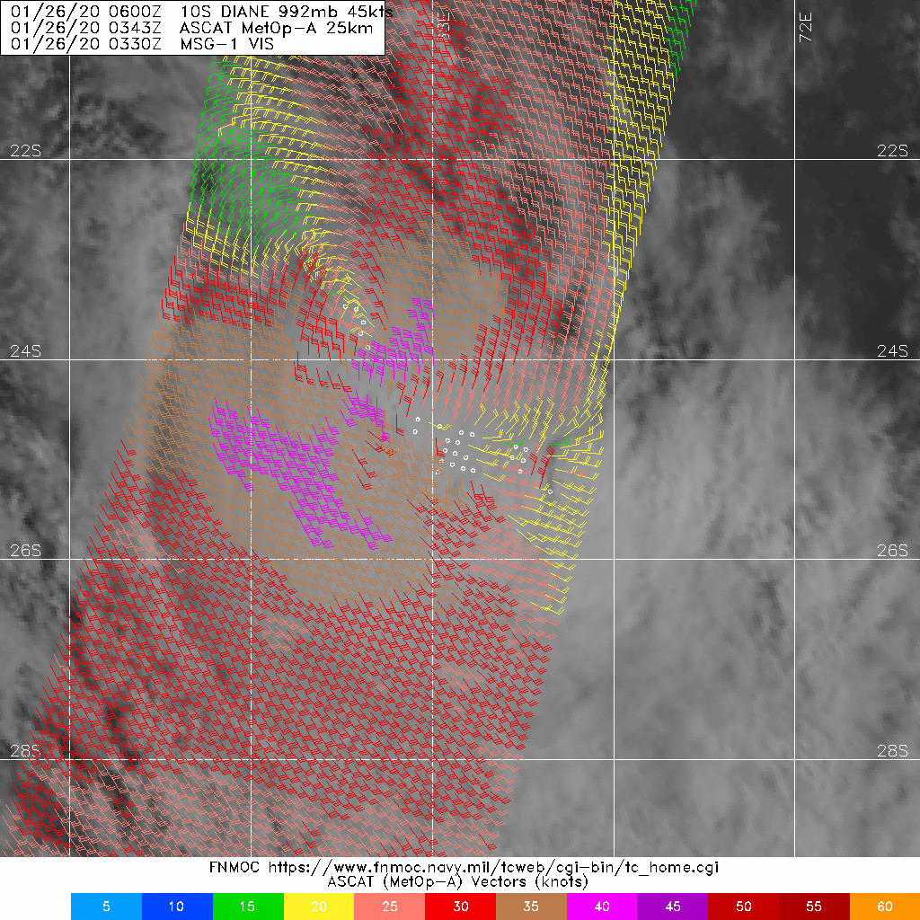 10S(DIANE) & 11S(ESAMI) interaction: separation: 950km. 12P update
