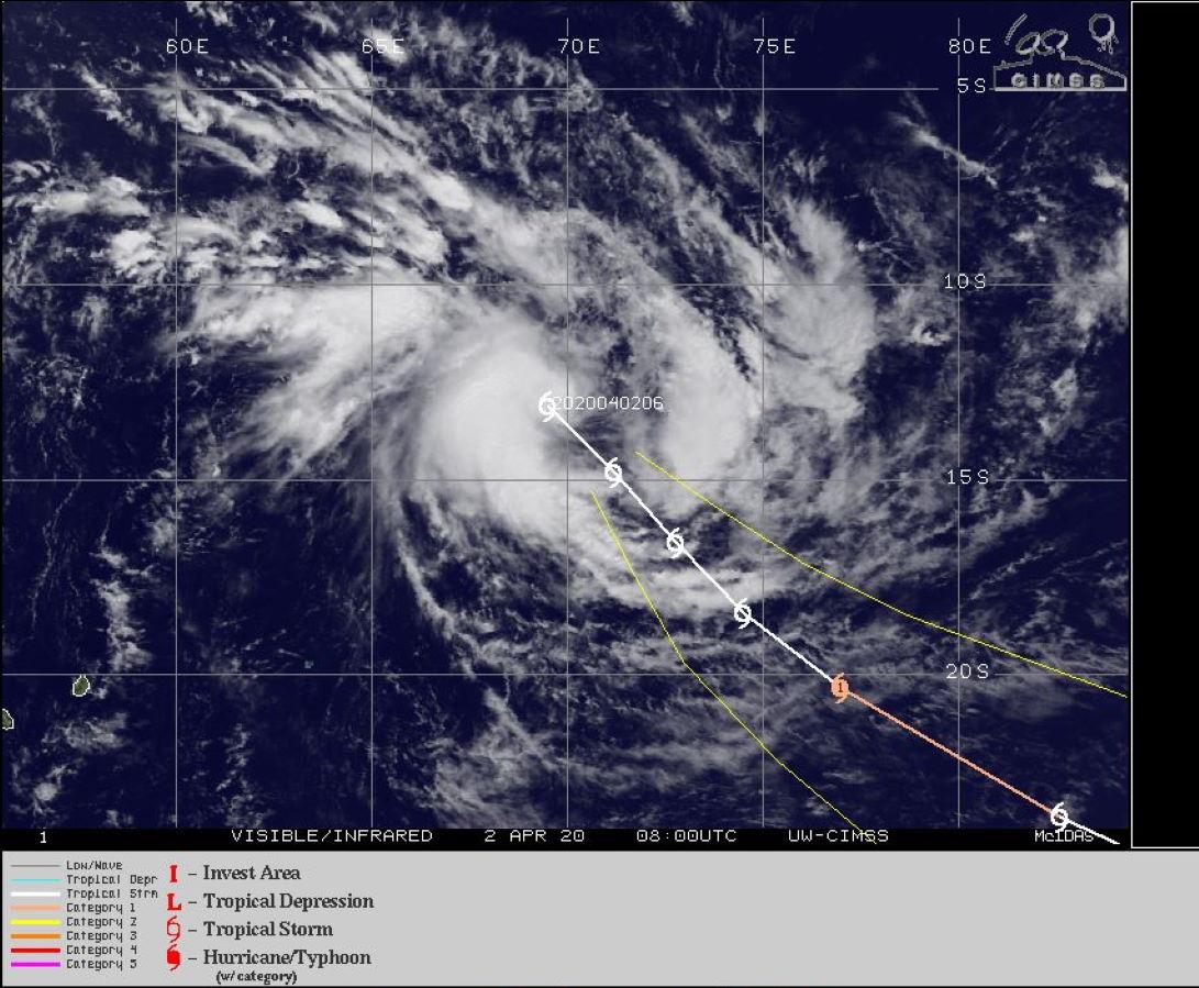 CIMSS/JTWC