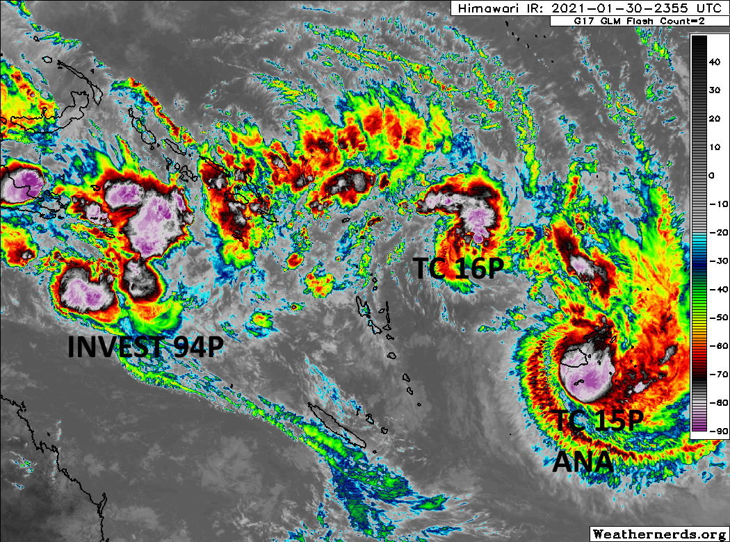 30/2355UTC. SOUTH PACIFIC BEING VERY BUSY.