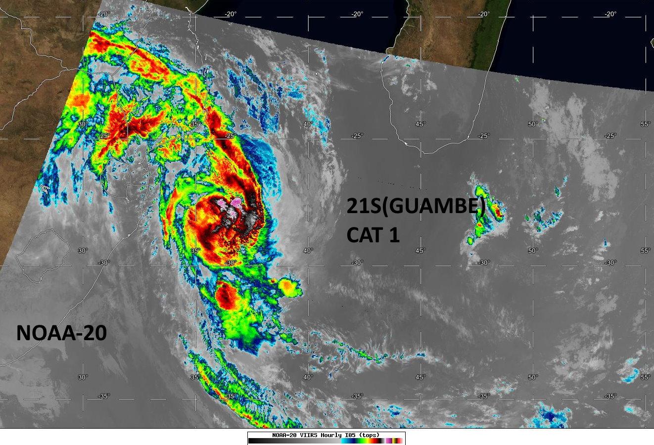21S(GUMABE). 20/2210UTC. NOAA-20.