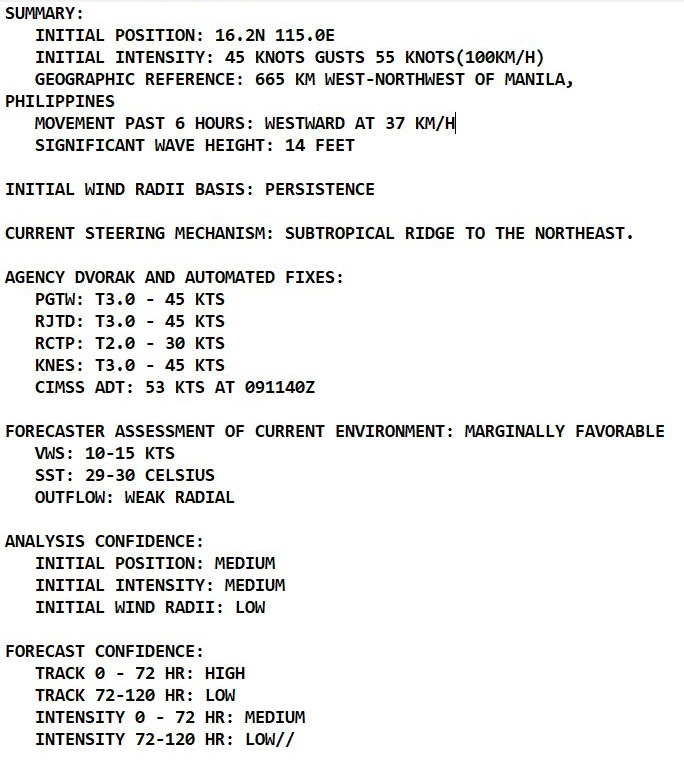 Western Pacific: TS 18W(CONSON), TY 19W(CHANTHU) and Invest 96W: congested cyclonic traffic, 09/15 updates