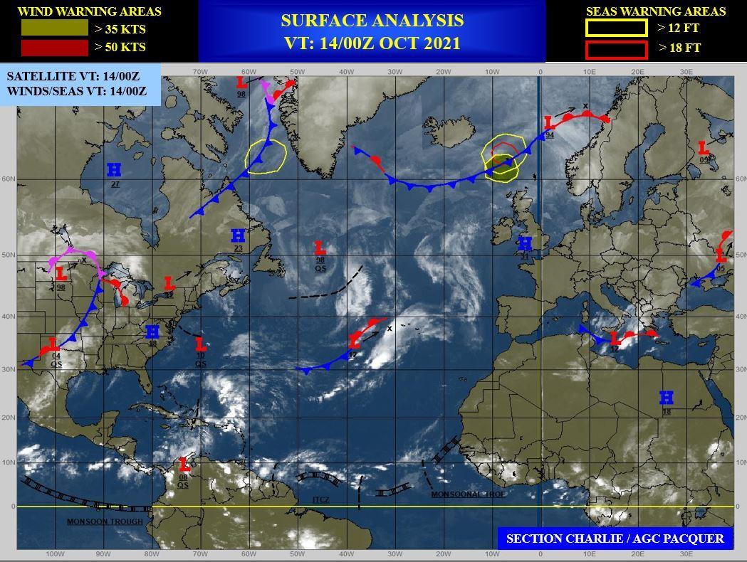 TD 24W(KOMPASU) Final Warning/ TS 23W(NAMTHEUN) taking on Subtropical features/TD 16E(PAMELA) Final Warning,14/09utc