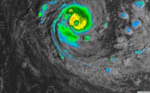 CILIDA: cyclone intense pourrait encore s'intensifier