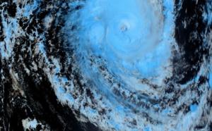 CILIDA: cyclone tropical intense se rapproche de Saint Brandon